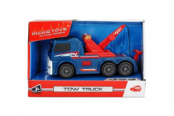 Tow Truck, Abschleppwagen/ 15 cm, / Licht und Sound