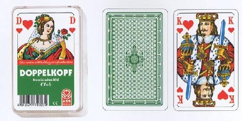 Franz. Spiel Kartenspiel
