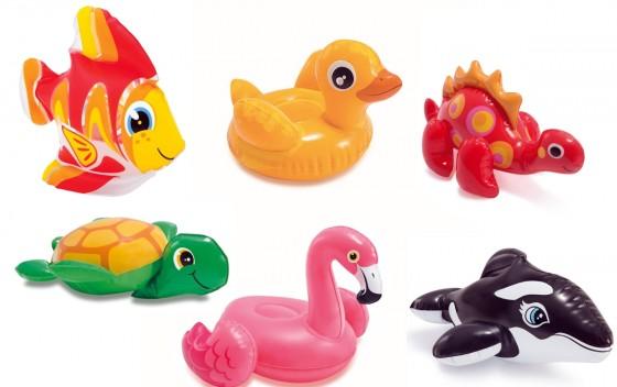 Puff 'n Play Wasserspieltiere